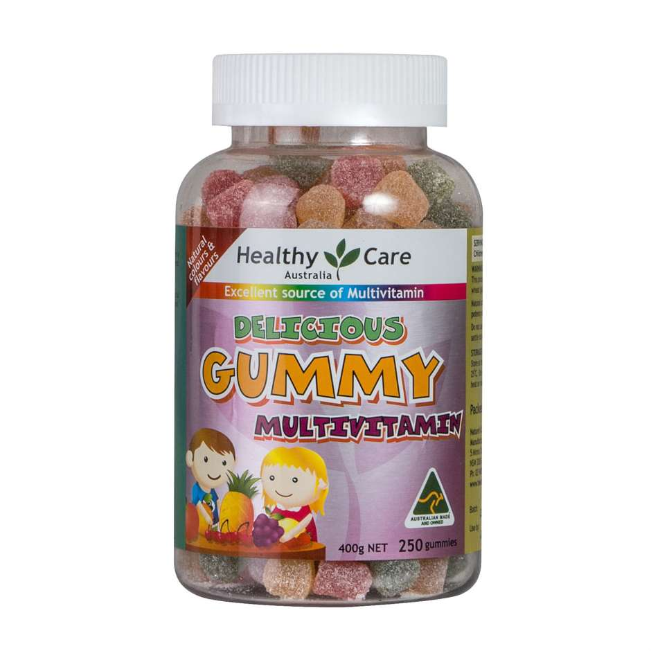Gummies Multivitamin 250s - Healthy Care