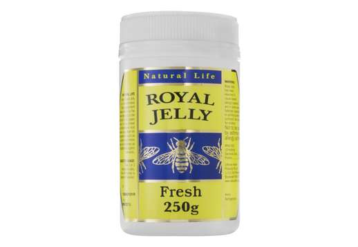 Fresh Royal Jelly 250g - Natural Life