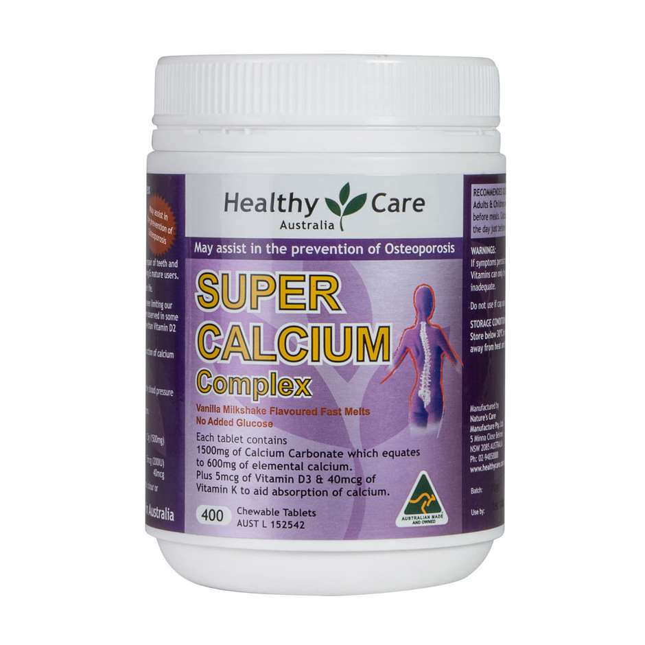Healthy care supplements